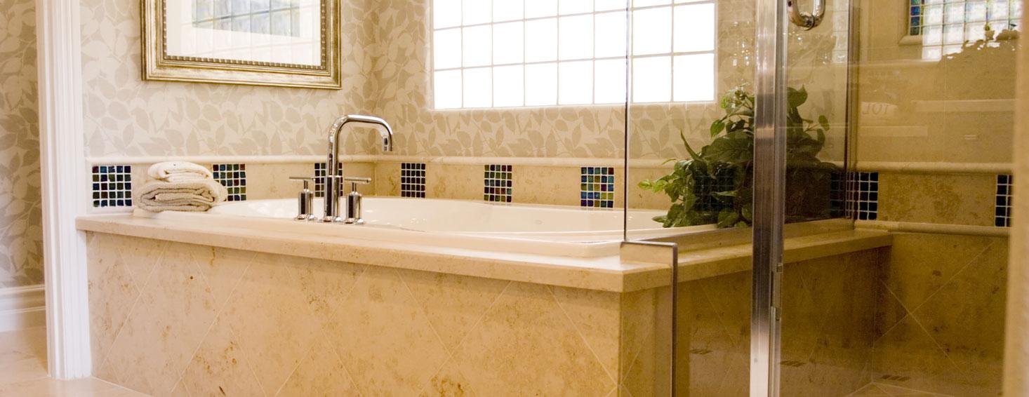 Bathtub Shower Bathroom